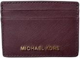Michael Kors Purple Leather Purses, wallets & cases