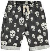 Molo Boy's Artis Shorts - Happy Skulls