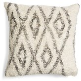 Levtex Diamond Pattern Chenille Pillow
