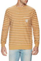 Loop Out Crew Pocket Fleece Sweatshirt