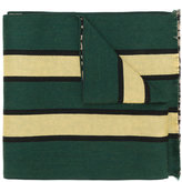 Palm Angels patterned scarf - men - Virgin Wool - One Size