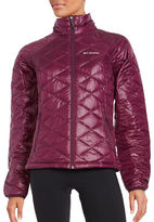 Columbia TurboDown Quilted Coat