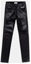 L'Agence Women's Margot High Rise Skinny Jean in Black Wash
