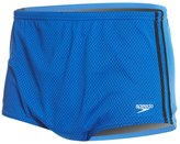 Speedo Solid Poly Mesh Square Leg 1438