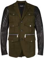 DSQUARED2 multiple pockets jacket