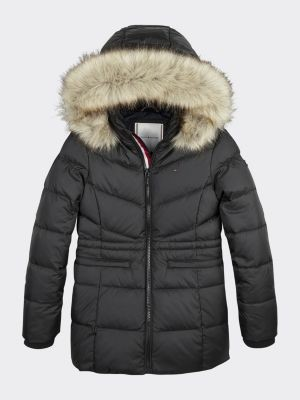 Tommy Hilfiger Essential Recycled Polyester Down Coat