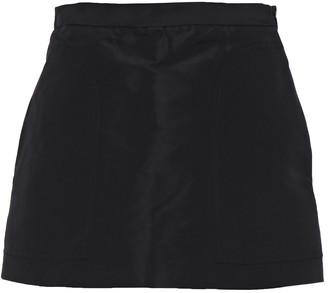 RED Valentino Layered Taffeta Shorts