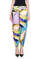 Emilio Pucci Printed Trousers