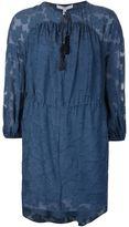 Derek Lam 10 Crosby tasseled peasant dress