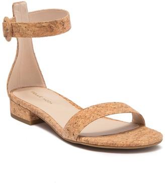 Pelle Moda Newport Ankle Strap Sandal