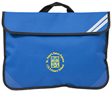 Unbranded St Peter's Eaton Square C of E Primary School Book Bag, Blue