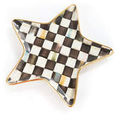 Mackenzie Childs MacKenzie-Childs Courtly Check Star Plate