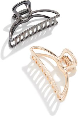 Kitsch Open Claw Clip Set