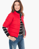 Chico's Fashion Puffer Jacket
