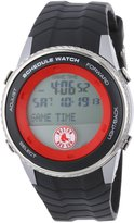 Game Time Men's MLB-SW-BOS2 MLB Schedule Series Boston Red Sox Watch