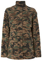 Nili Lotan Military Jacket/Shirt