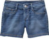 Old Navy Girls Super-Soft Stretch-Denim Shorts