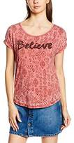 Only Women's T-Shirt - Red -