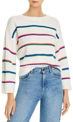BB Dakota Stripe Hype Sweater