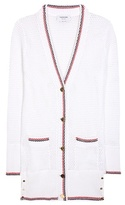 Thom Browne Knitted cotton cardigan