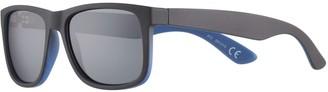 Apt. 9 Men's Polarized Matte Black Sunglasses