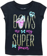 Jo-Jo JOJO Jojo Bows Are My Super Power Graphic T-Shirt- Girls' 7-16