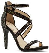 Jessica Simpson Ellenie2 Glitter Heel Sandal