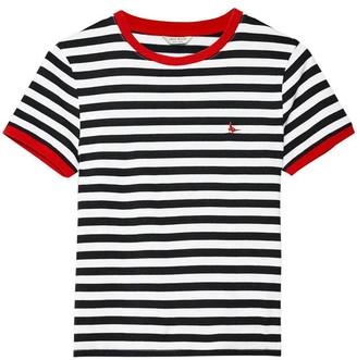 Jack Wills Trent Sripe T- Shirt