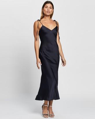 Atmos & Here Piera Midi Dress