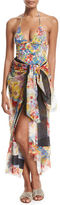 Stella McCartney Iconic Prints Flora Cotton Sarong