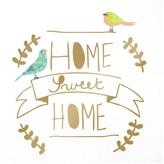 MIMI'LOU Home Sweet Home Sticker