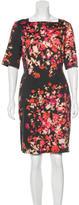 LK Bennett Floral Shift Dress