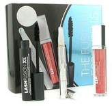 Fusion Beauty The Fusion Essentials 3 Pieces Kit: Lash Volumizer + Target Magic Wand + Lip Plump - 3pcs