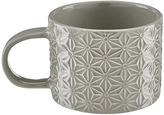 Houseology Murmur Dune Small Mug - Grey