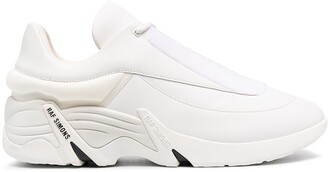 Raf Simons Contrasting Panel Detail Sneakers