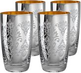 Artland Brocade 4-pc. Highball Glass Set