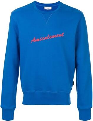 Ami Paris Amicalement Sweatshirt