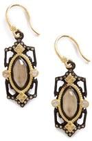 Armenta Women's Old World Marquise Drop Earrings