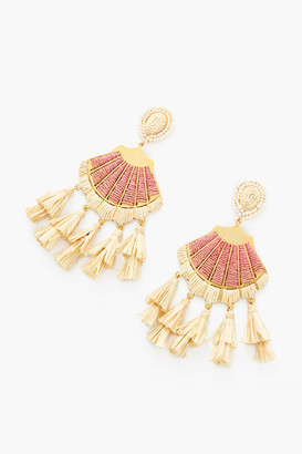 Marisol Tassel Earrings