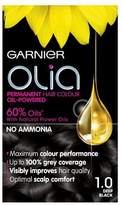 Garnier Olia 1.0 Deep Black Permanent Hair Dye