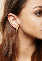 Forever 21 Amber Sceats Prism Earrings
