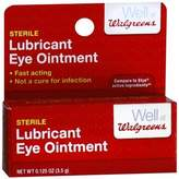 Walgreens Stye Lubricant Eye Ointment