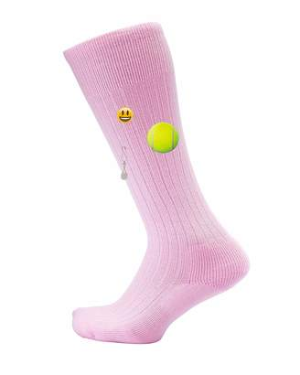 Thorlos Junior's Express Yourself Tennis Over The Calf Socks
