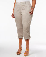 Style&Co. Style & Co Plus Size Capri Pants, Only at Macy's