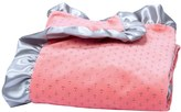 Trend Lab Anchor Ruffle Receiving Blanket