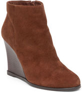 Vince Camuto Gemina Leather Wedge Ankle Boots