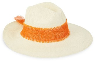 Glamour Puss Rustic Cowboy Straw Hat