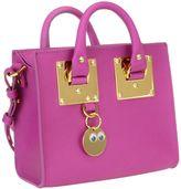 Sophie Hulme Albion Box Tote Bag
