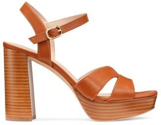 Kate Spade Delight Leather Platform Sandals