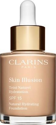 Clarins Skin Illusion Foundation SPF 15